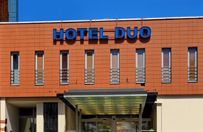 Hotel Duo - Exterieur
