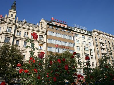 Hotel Ramada Prague City Centre - Exterieur