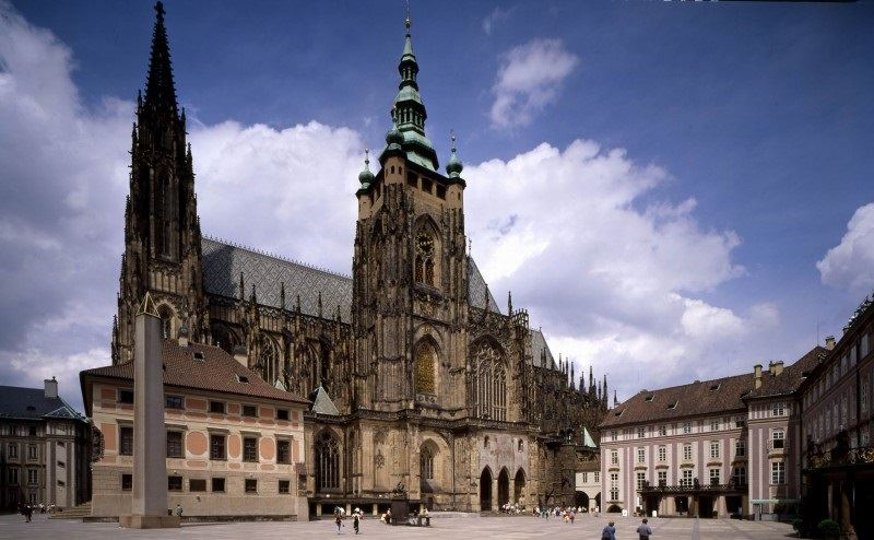 Prague - St. Vitus Cathedral