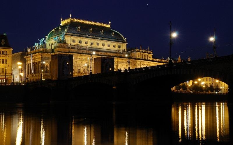 Prague - National Theatre